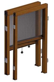 CANDIDA verticale | cricchetto | catena